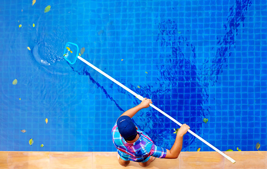 Pool-service software